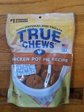 New listing True Chews Dog Treats Premium Chicken Pot Pie Recipe 12oz Made in Usa, Exp 11/20