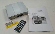 BMW Radio DVB-T Set Up Box E81 E82 E87 E90 E91 E92 E60 E61 E65 E83 X3 E53 X5 E70