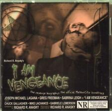 Various Rock(CD Album)I Am Vengeance-New
