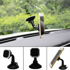 Universal 360° Magnetic Mount Car Windshield Dashboard Holder Stand For Phones