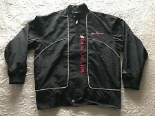 Chase Authentics Men's Dale Jr #8 Budweiser Jacket in Black Size Large
