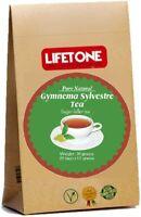 Gymnema Sylvestre Thé, Diabétique Thé, Entier Plante, 40 Sachets de Thé