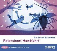 GERDT VON BASSEWITZ - PETERCHENS MONDFAHRT  CD NEW