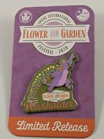 Disney 2020 Flower And Garden Festival Figment Passholder Limited Release Pin