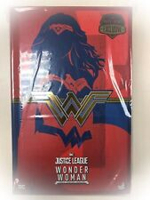 Hot Toys MMS 506 Justice League Wonder Woman (Comic Concept Version) Figure NEW