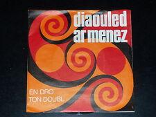 45 tours SP - DIAOULED AR MENEZ - EN DRO -1973 - FOLK CELTIQUE