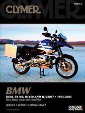 BMW R850R R850GS R850C R1100GS R1100R R1100RS R1100RT R1100S Clymer Manuale