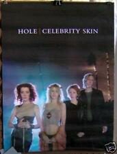 "HOLE ""Celebrity Skin"" 18x24"" PROMO POSTER Courtney Love"