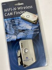 DX-656 WiFi Hotspot and Wireless Spy Camera Finder, Silver Case, NEW