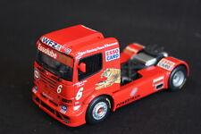 Minichamps Mercedes-Benz Actros Race Truck 2000 1:43 #6 Ludovic Fauré (FRA) (JS)