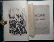 PRIMA EDIZIONE/QUARANTANA: DE CERVANTES, DON QUICHOTTE. 2 VOL 1836-7. 1 ED