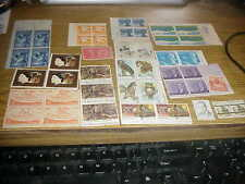 (1) LOT OF U.S POSTAGE STAMPS**$15.00 FACE VALUE**ALL DIFFERENT*MINT UNHINGED