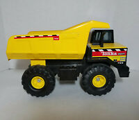 Vintage Tonka Mighty Dump Truck 768 Pressed Steel XMB-975 Tires