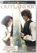 OUTLANDER: Season 3 (DVD) >NEW< With Special Features