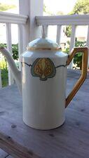 Vintage Art Nouveau Bavarian Porcelain Coffeepot – J & C Aida - Secessionist