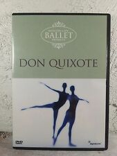DON QUIXOTE DVD_ALL REGIONS_MOSCOW CITY BALLET_NADZEDAH PAVLOVA