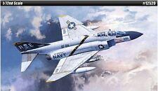Academy F-4J VF-84 USN Jolly Rogers Airplanes Plastic Model Kit Aero 1/72 12529