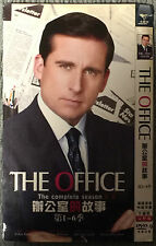 ULTRA-RARE! The Office (American) Complete Seasons 1-6 Chinese Pkg REGION FREE!