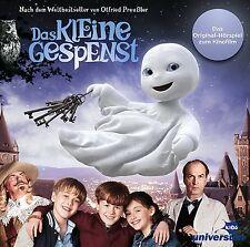 Das Kleine Gespenst - das Hörspiel zum Kinofilm - Audio-CD - Audiobook
