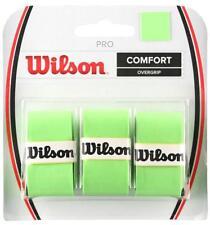 Overgrip Tennis WILSON Pro Overgrip Verde Blade n.2 confezioni da 3