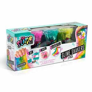 So Slime DIY SSC004 Multi-Colour Rainbow Slime