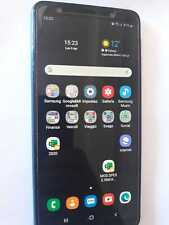 SAMSUNG GALAXY A7 2018 Blu HDD da 64GB 4GB di RAM, Tripla Fotocamera, Custodia,
