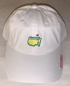 2021 Masters golf hat white ladies fit american needle pga new