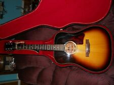 1973 gibson j-45 deluxe acoustic guitar