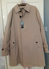 1860 menswear mans coat with removable lining - size L  NEW was £125