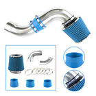Cold Air Intake Kit + BLUE Filter For 1996-2004 Chevy S10 4.3L V6 Aluminum