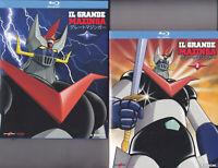 8 Blu-Ray X 2 Caja Il Grande Mazinger Por Go Nagai Serie Colección Completa