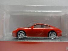 Herpa 028646 PORSCHE 911 CARRERA 4 rouge indien rouge 1:87 NEUF