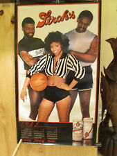 Stroh'S - Sexy Referee / 1985 January to March - 21.5 x 36.5 inches Poster