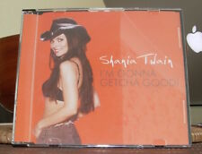 SHANIA TWAIN - I'M GONNA GETCHA GOOD! (CD SINGLE)