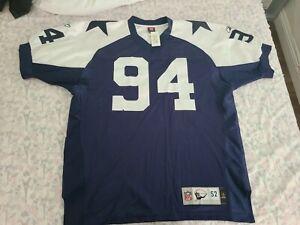 Reebok Dallas Cowboys Authentic DeMarcus Ware Alternate Jersey sz 52 2XL NWT NEW