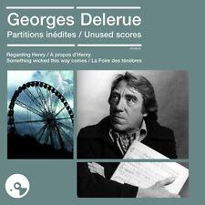 Georges Delerue Unused Scores - Rejected Scores - OOP - Georges Delerue