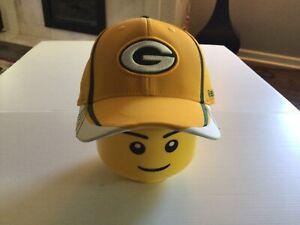 NWOT Green Bay Packers Reebok NFL On Field Baseball Hat SZ L/XL - Cool