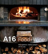 NEW A16: Food + Wine by Nate Appleman