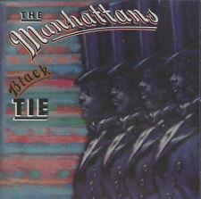 The Manhattans – Black Tie    New  cd  ftg  + bonustracks