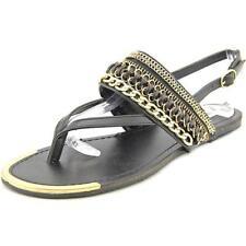 Calzado de mujer sandalias con tiras Madden Girl color principal negro