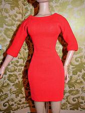 """Basic Esme"" Tonner Red Dress ONLY Fits: Peggy/Gene/Alex/Scarlett/Jamieshow/Ivy"