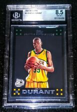 2007-08 Topps Kevin Durant RC BGS 8.5 PSA 9?