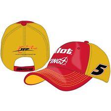 Michael Annett #5 Pilot Flying CFS Nascar 2018 Sponsor Trucker Hat / Cap