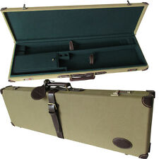 "Tourbon Gun Hard Case Shotgun Storage Box Safe Lock Cabinet 32"" in USA Universal"