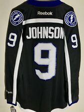 Reebok Premier NHL Jersey Tampa Bay Lightning Tyler Johnson Black sz M