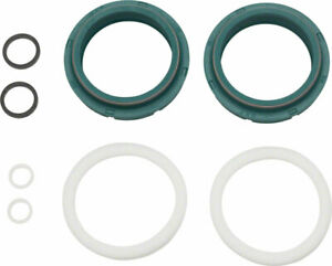 40mm - SKF Low-Friction Dust Wiper Seal Kit: Fox 40mm, Fits 2005-2015 Forks -