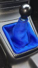 Jdm Bride Blue shift boot universal fit