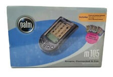 PALM m105 HANDHELD w/HOT SYNC CRADLE New in Box Factory Sealed