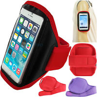 Gym Running Armband Jogging Sports Exercise Holder Strap For iPhone 8 / 7 / 6 6S