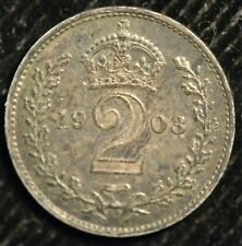 More details for maundy twopence 1903 edward vii (t99)